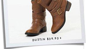 Dustin-$39.95