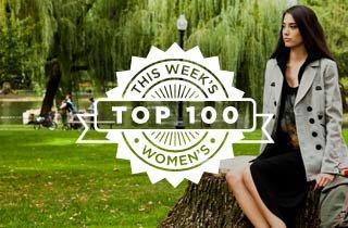 This Week's Top 100 Women's