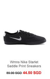 NIKE Wmns Nike Starlet Saddle Print Sneakers