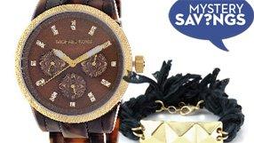 Michael Kors Watches and Ettika Jewelry
