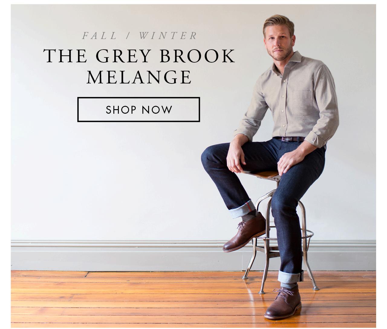 The Grey Brook Melange