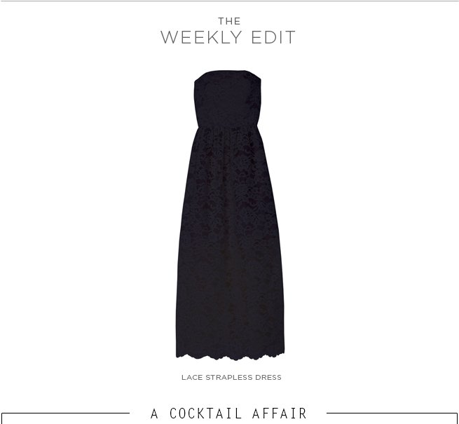 Shop this Week's Edit: A Cocktail Affair >
