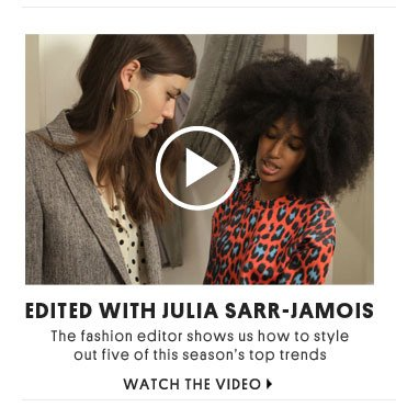 EDITED WITH JULIA SARR-JAMOIS - WATCH THE VIDEO