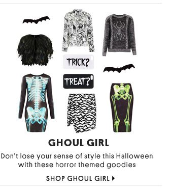 GHOUL GIRL - SHOP GHOUL GIRL