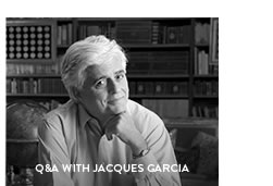 Q&A with Jacques Garcia