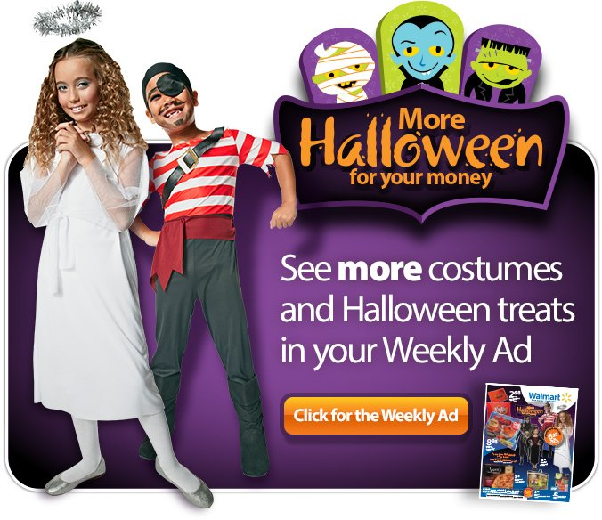 More Halloween for your money