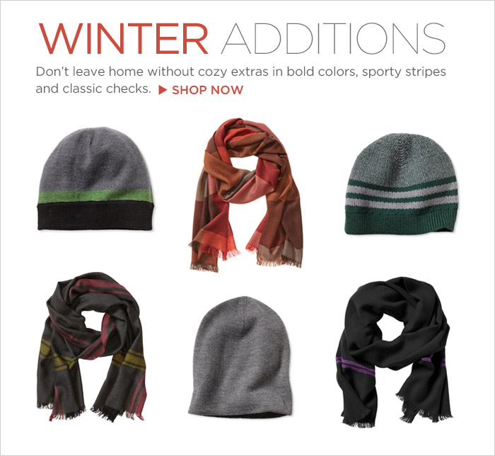 WINTER ADDITIONS | SHOP NOW