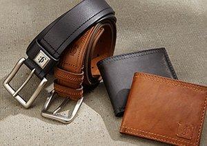 J.Campbell Los Angeles: Belts & Wallets