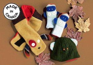 Made in Canada: Cate & Levi Winter Gear