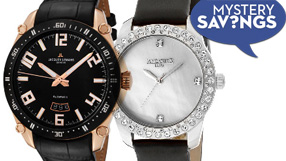 Kenneth Cole and Lancaster Watches
