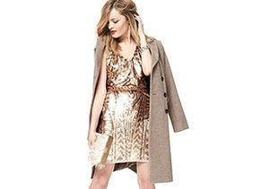 Sequined Party Dresses & Separates