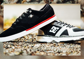 Shop Lace Up: NEW Sneakers by DC Shoes