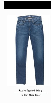 Paxtyn Tapered Skinny in Half Moon Blue
