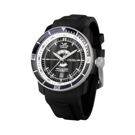 Ekranoplan Caspian Sea Monster // Automatic // Black & White