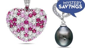 Necklace Spotlight: Diamonds, Pearls, Gemstones and more
