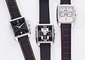 Hugo Boss: Watches