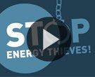 Screengrab of Stop Energy Thieves!