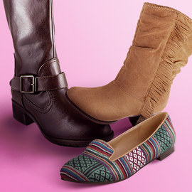 Rampage & Sugar Shoes