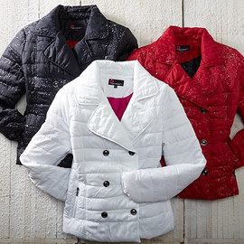 Warm Up For Winter: Plus-Size Puffers