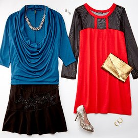 Shop the Look Plus: Office Party