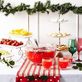 Eat, Drink & Be Merry: Holiday Buffet