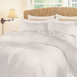 Warm Up For Winter: Down Bedding
