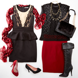 Shop the Look: Holiday Office Party
