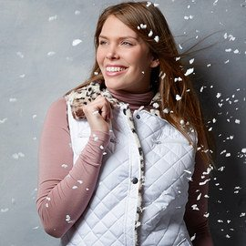 Warm Up For Winter: Women's Apparel