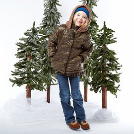 Warm Up For Winter: Kids' Puffers