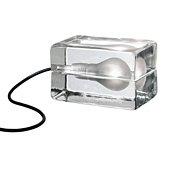 Block Lamp Black Cable