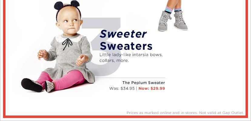 Sweeter Sweaters