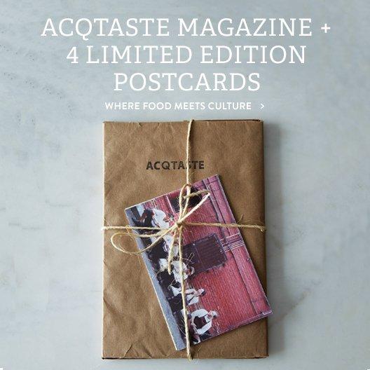 ACQTASTE Magazine