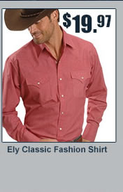 Ely Fashion Shirt