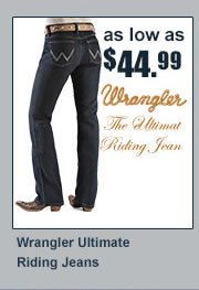 Wrangler Ultimate Riding Jeans