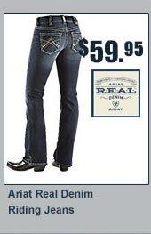 Ariat Real Denim Jeans