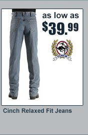 Cinch Relaxed Fit Jeans