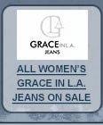 All Grace in LA Jeans on Sale