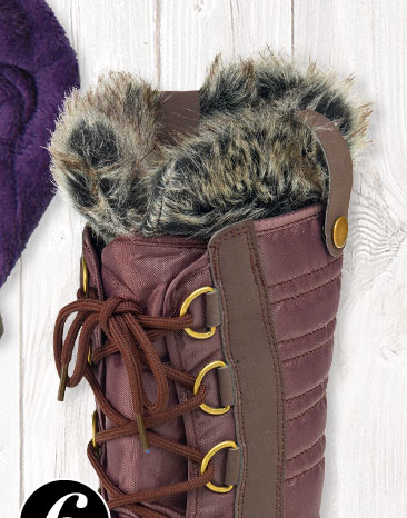 Harry Hall Nordic Winter Boots £41 (Earn 205 Rider Reward points worth £2.05)