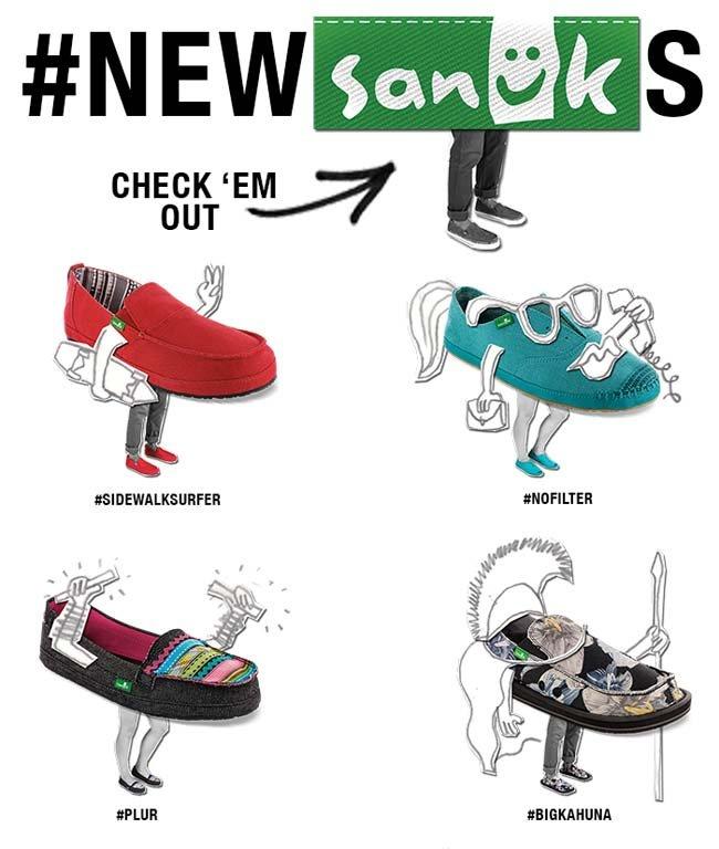 #NEW SANUKS
