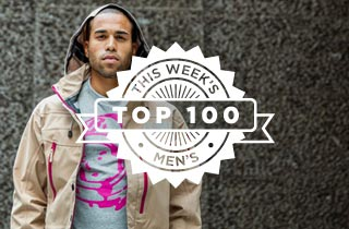 This Week's Top 100 Men's