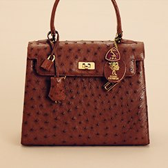 Luxe ft. Exotic Leather Vintage Handbags