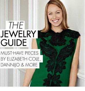 THE JEWELRY GUIDE