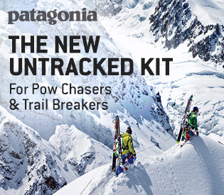 The New Untracked Kit From Patagonia