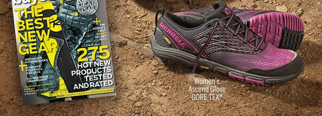 Women's Ascend Glove GORE-TEX