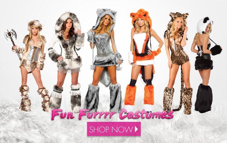 Fun Furr Costumes