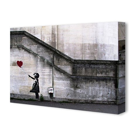 There is Always Hope by Banksy
