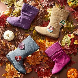 Sweet Strides: Girls' Boots
