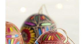 Global Gourd Ornaments $10.95 each