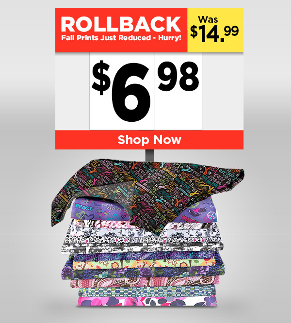 Fall prints just reduced from $14.99 to $6.98 - Shop Now