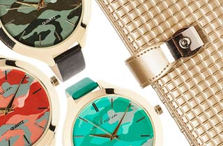 Watches & Wallets